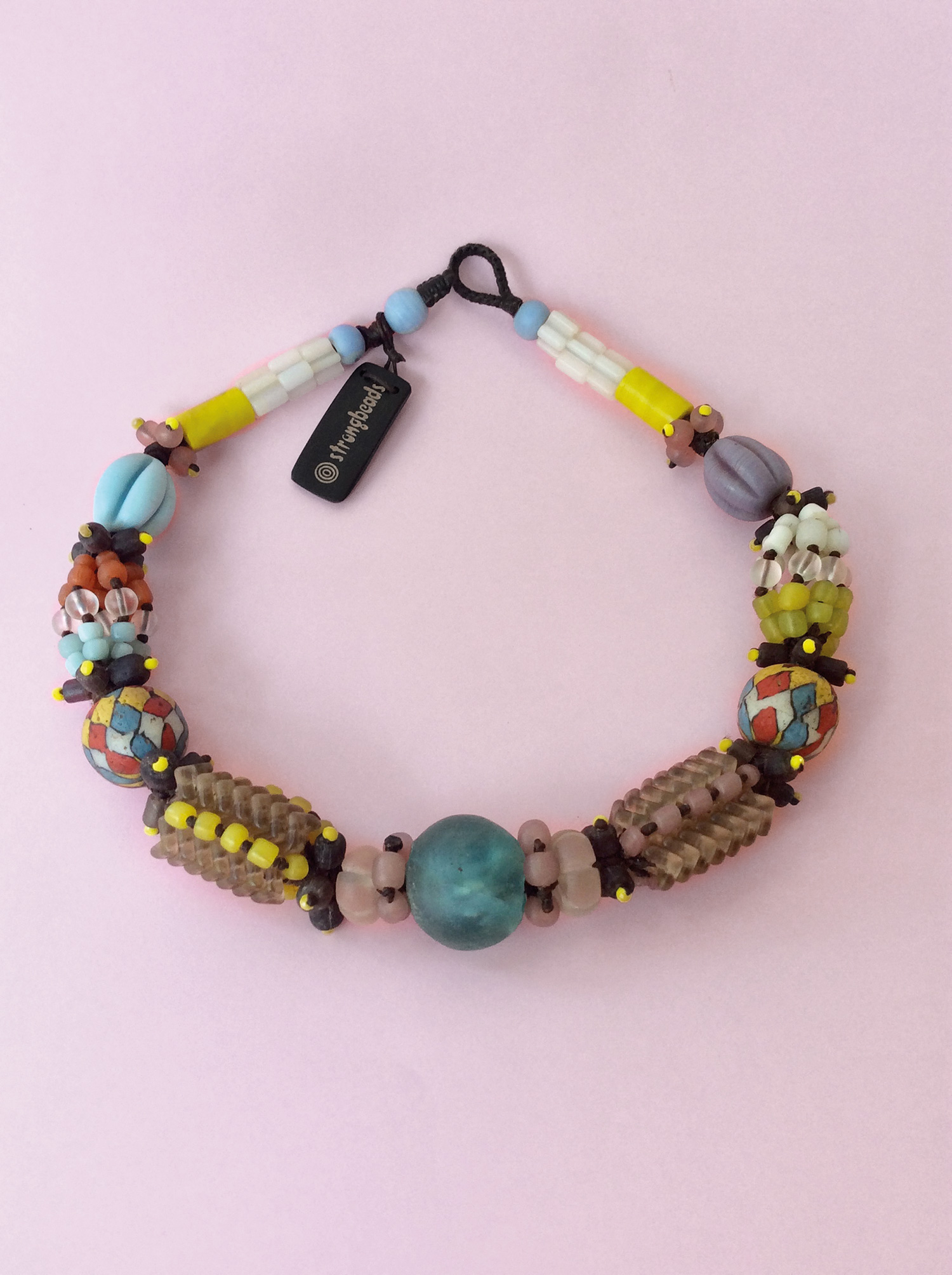 strongbeads necklace