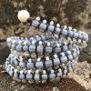 serenity blue centipede jewel